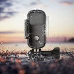 Action kamera SJCAM C100+ crna1