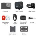 Action kamera SJCAM SJ10 Pro crna4