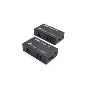 Adapter HDMI extender 100m 4k