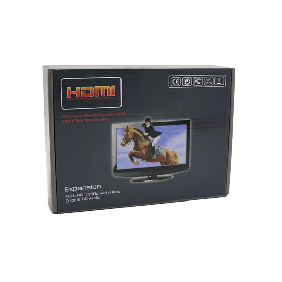 Adapter HDMI razdelnik (splitter) 1 na 2