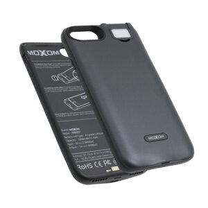 Baterija Back Up Moxom MB007 za Iphone 7-8 crna