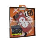 Baterija Back Up Moxom MB007 za Iphone 7-8 crvena