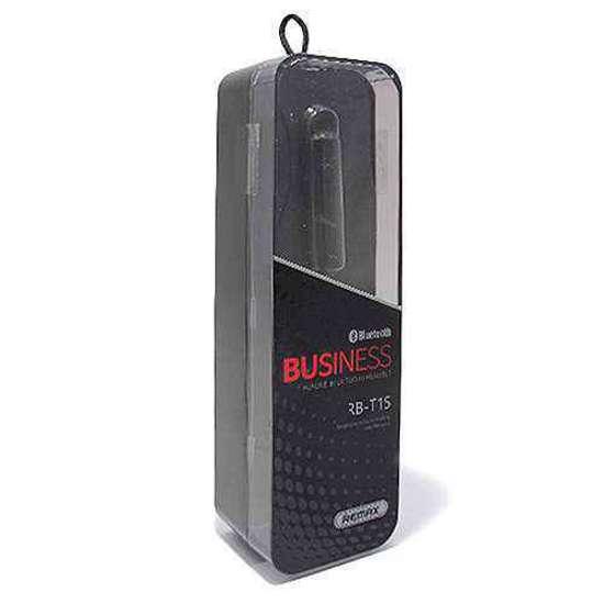 Bluetooth headset (slušalica) REMAX RB-T15 crni