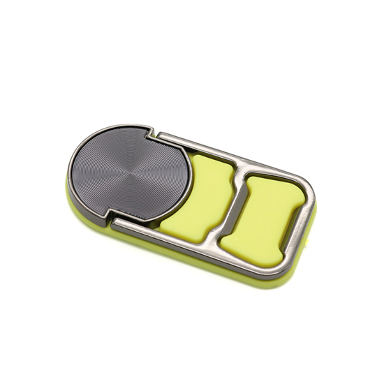 Drzač RING STENT BEER žuti