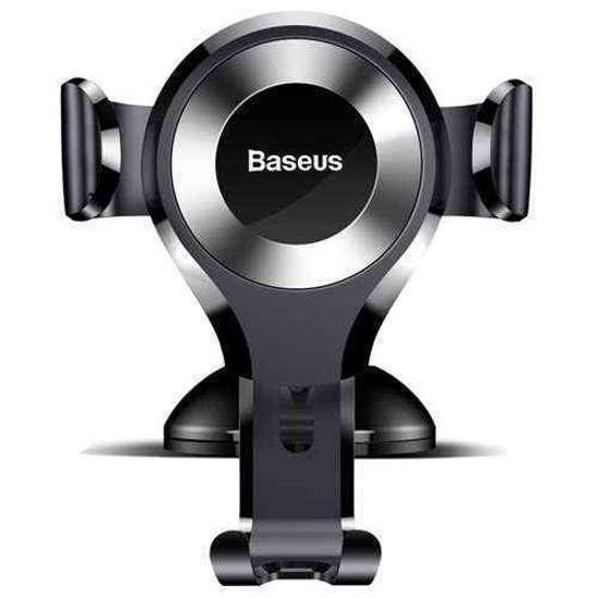 Držač za mobilni telefon BASEUS Osculum Gravity crni