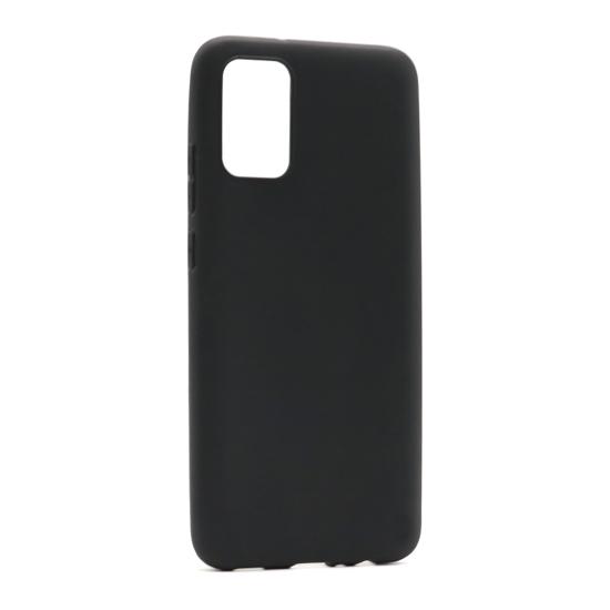 Futrola ULTRA TANKI KOLOR za Samsung A025G Galaxy A02s crna