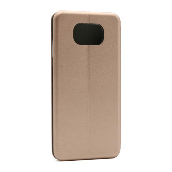 Futrola BI FOLD Ihave za Xiaomi Poco X3 NFC roze