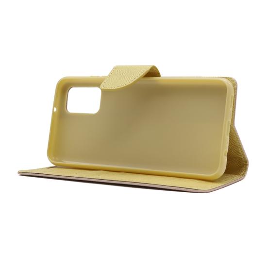 Futrola BI FOLD MERCURY za Samsung A025G Galaxy A02s zlatna