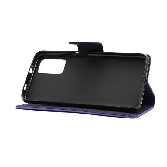 Futrola BI FOLD MERCURY za Xiaomi Redmi 9T/Redmi 9 Power/Poco M3 ljubičasta