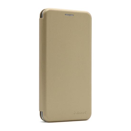 Futrola BI FOLD Ihave za Xiaomi Redmi Note 10 Pro/10 Pro Max zlatna