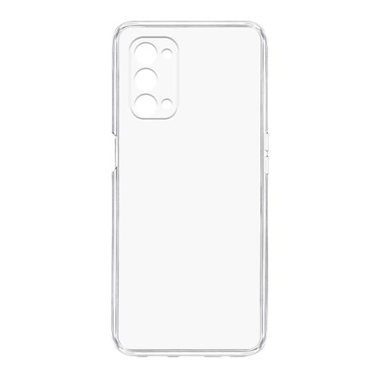Futrola ULTRA TANKI PROTECT silikon za Oppo A74 providna (bijela)