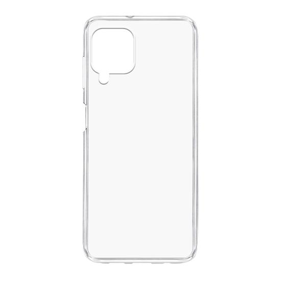 Futrola ULTRA TANKI PROTECT silikon za Samsung A225F Galaxy A22 4G providna (bijela)