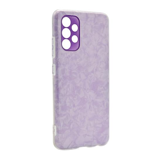 Futrola Ice Crystal za Samsung A325F Galaxy A32 4G ljubičasta