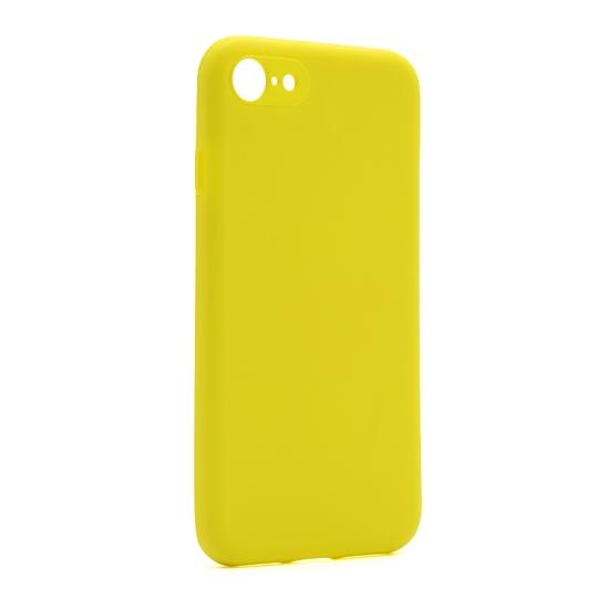 Futrola Soft Silicone za Iphone 7/8/SE 2020 žuta
