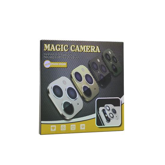 Folija za zaštitu kamere GLASS 3D za Iphone