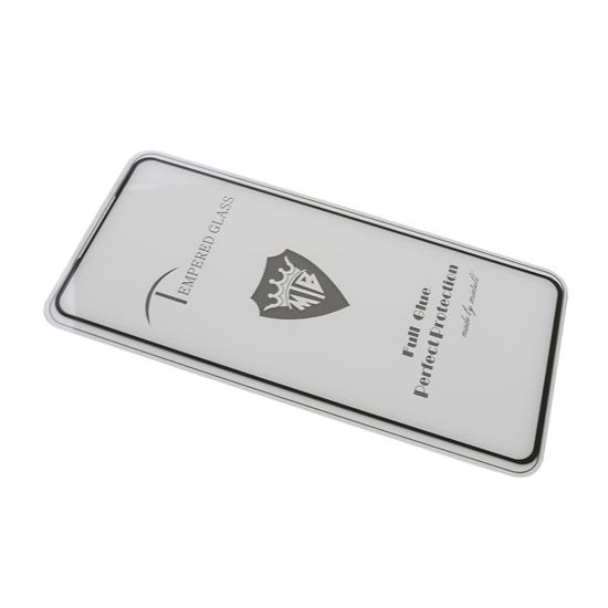 Folija za zaštitu ekrana GLASS 2.5D za Xiaomi Poco X3 NFC crna