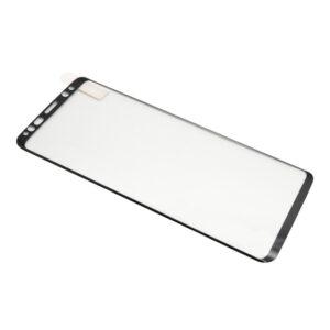 Folija za zaštitu ekrana GLASS 3D FULL GLUE NT za Samsung G960F Galaxy S9 zakrivljena crna