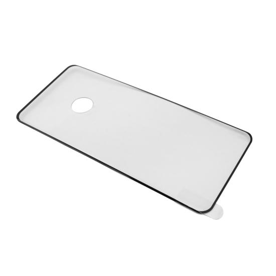 Folija za zaštitu ekrana GLASS 3D MINI FULL GLUE NT za Samsung G998F Galaxy S21 Ultra zakrivljena crna