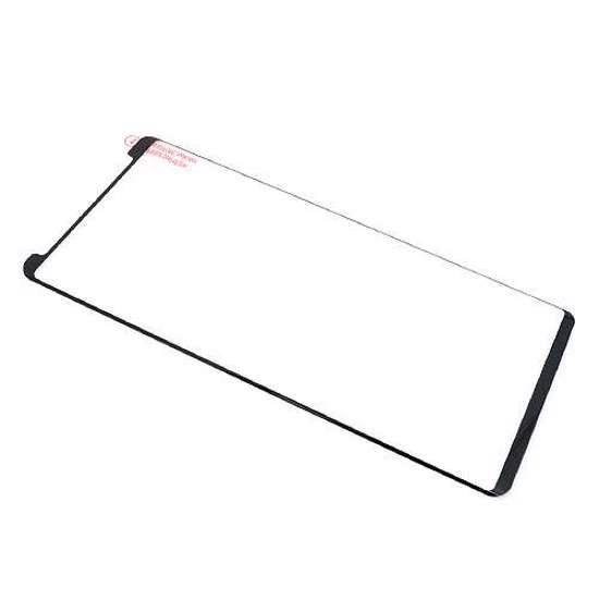 Folija za zaštitu ekrana GLASS 3D MINI FULL GLUE NT za Samsung N960F Galaxy Note 9 zakrivljena crna