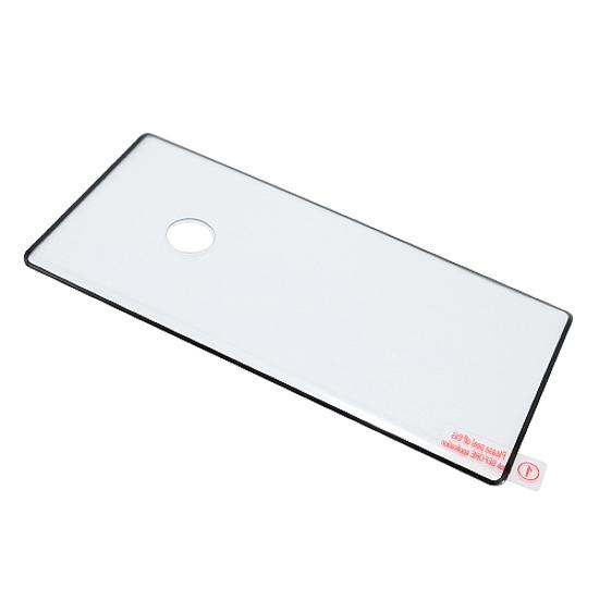 Folija za zaštitu ekrana GLASS 3D MINI FULL GLUE NT za Samsung N970F Galaxy Note 10 zakrivljena crna