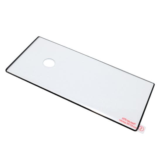Folija za zaštitu ekrana GLASS 3D MINI FULL GLUE NT za Samsung N975F Galaxy Note 10 Plus zakrivljena crna