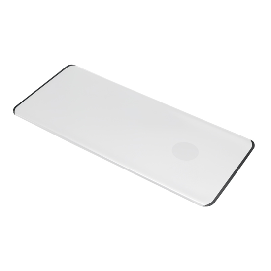 Folija za zaštitu ekrana GLASS 3D MINI za Samsung G985F Galaxy S20 Plus zakrivljena crna