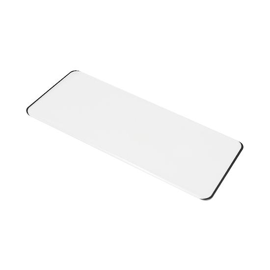 Folija za zaštitu ekrana GLASS 3D MINI za Samsung G988F Galaxy S20 Ultra zakrivljena crna