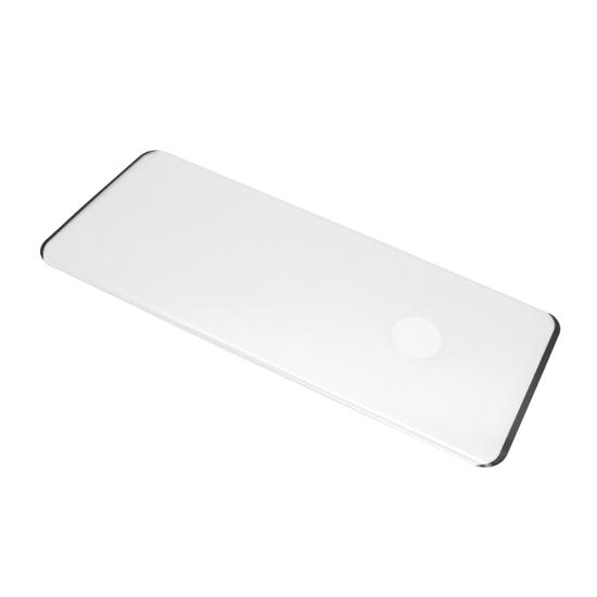Folija za zaštitu ekrana GLASS 3D MINI za Samsung G991F Galaxy S30/S21 zakrivljena crna
