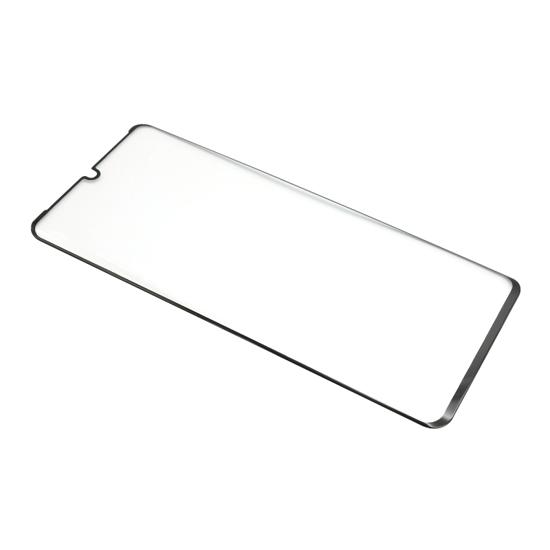 Folija za zaštitu ekrana GLASS 3D za Huawei P30 Pro crna