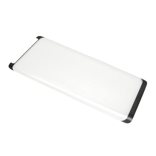 Folija za zaštitu ekrana GLASS 3D za Samsung G960F Galaxy S9 zakrivljena crna