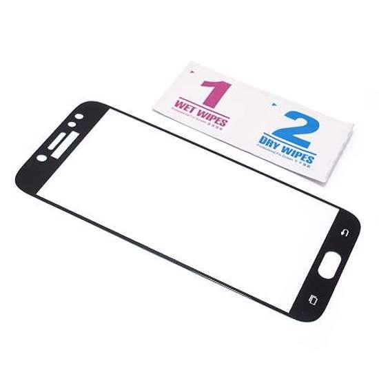 Folija za zaštitu ekrana GLASS 3D za Samsung J730F Galaxy J7 2017 crna