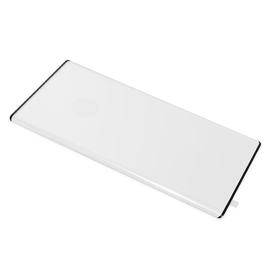 Folija za zaštitu ekrana GLASS 3D za Samsung N970F Galaxy Note 10 zakrivljena crna