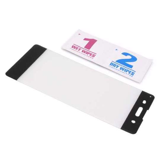Folija za zaštitu ekrana GLASS 3D za Sony Xperia XA/SM10 F3111 crna