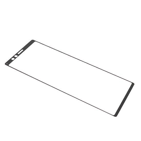 Folija za zaštitu ekrana GLASS 3D za Sony Xperia XZ4 crna