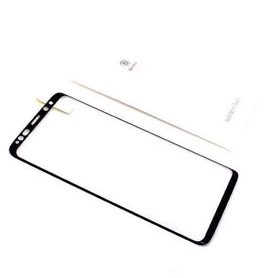 Folija za zaštitu ekrana GLASS BASEUS ARC za Samsung G965F Galaxy S9 Plus crna 3D