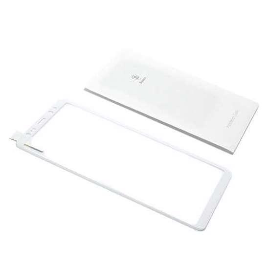 Folija za zaštitu ekrana GLASS BASEUS ARC za Samsung N950F Galaxy Note 8 bijela 3D