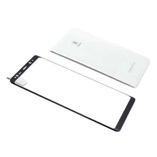 Folija za zaštitu ekrana GLASS BASEUS ARC za Samsung N950F Galaxy Note 8 crna 3D