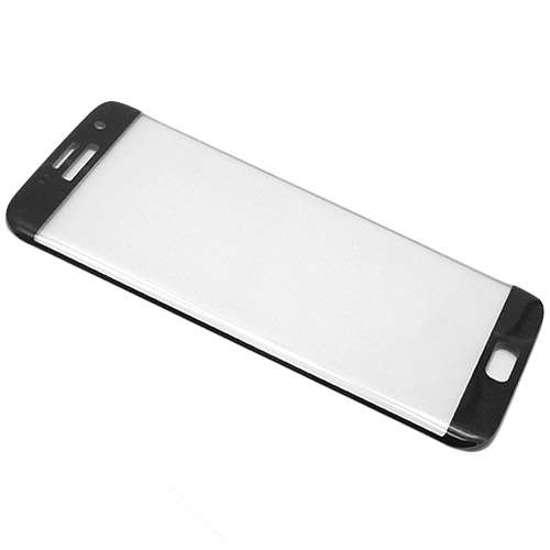Folija za zaštitu ekrana GLASS MONSTERSKIN 3D za Samsung G935 Galaxy S7 Edge crna