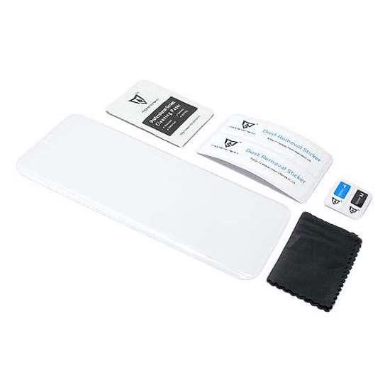 Folija za zaštitu ekrana GLASS MONSTERSKIN 3D za Samsung G955F Galaxy S8 Plus providna