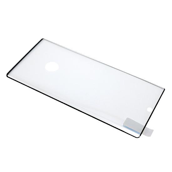 Folija za zaštitu ekrana GLASS MONSTERSKIN 3D za Samsung N975F Galaxy Note 10 Plus crna