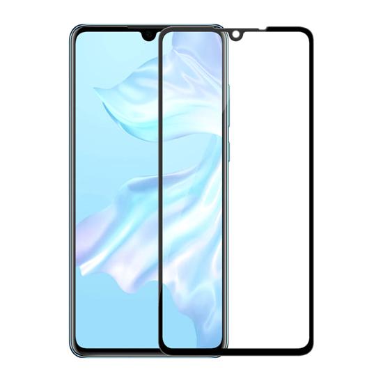 Folija za zaštitu ekrana GLASS NILLKIN za Huawei P30 Pro 3D CP+ MAX crna