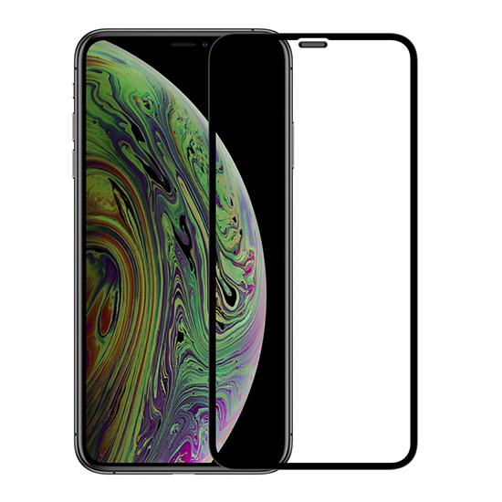 Folija za zaštitu ekrana GLASS NILLKIN za Iphone XS Max/11 Pro Max 3D CP+ MAX crna