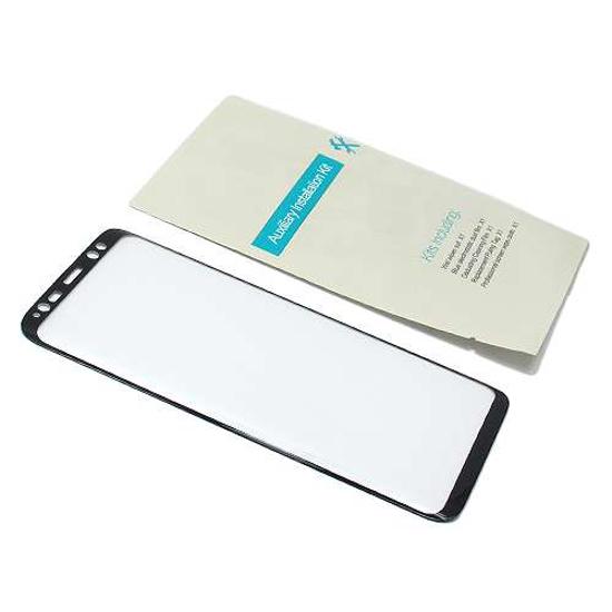 Folija za zaštitu ekrana GLASS NILLKIN za Samsung G950F Galaxy S8 3D CP+MAX crna