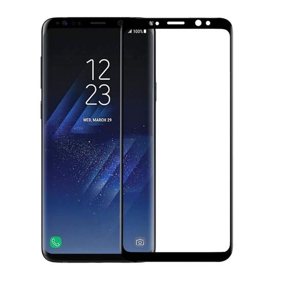 Folija za zaštitu ekrana GLASS NILLKIN za Samsung G960F Galaxy S9 3D CP+ MAX crna