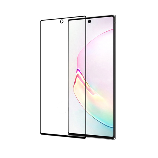 Folija za zaštitu ekrana GLASS NILLKIN za Samsung G985F Galaxy S20 Plus 3D CP+MAX crna