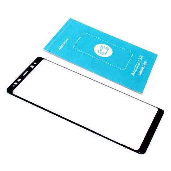 Folija za zaštitu ekrana GLASS NILLKIN za Samsung N950F Galaxy Note 8 3D CP+MAX crna