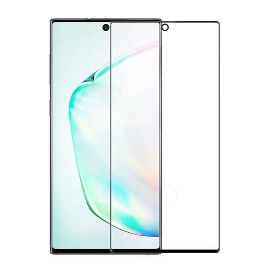 Folija za zaštitu ekrana GLASS NILLKIN za Samsung N970F Galaxy Note 10 3D CP+ MAX crna