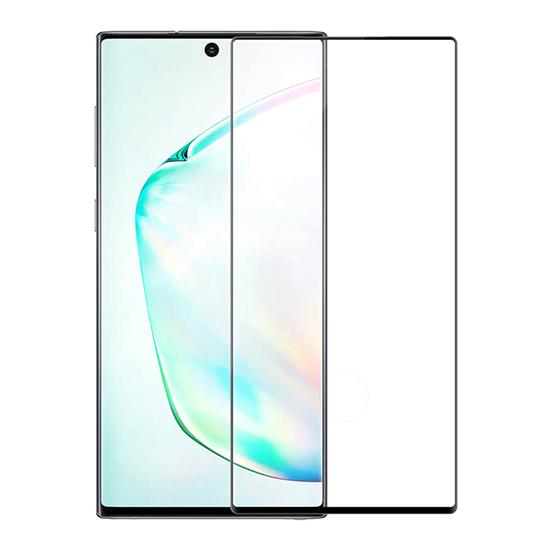 Folija za zaštitu ekrana GLASS NILLKIN za Samsung N985F Galaxy Note 20 Ultra 3D CP+Max crna