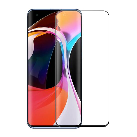 Folija za zaštitu ekrana GLASS NILLKIN za Xiaomi Mi 10/Mi 10 Pro 3D CP+ MAX crna
