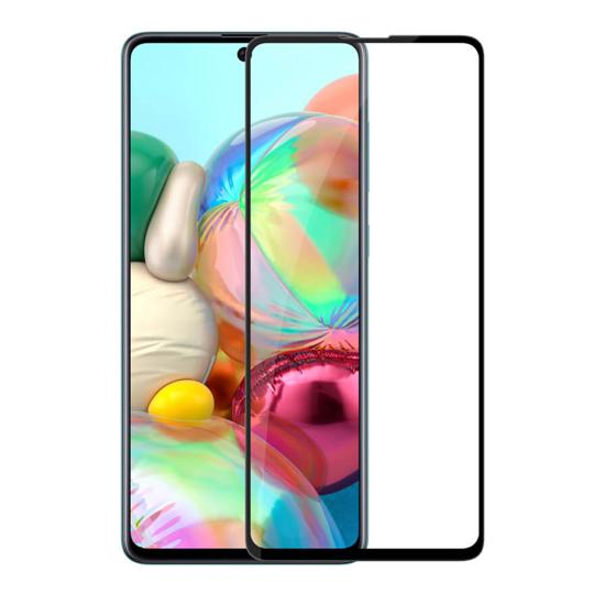 Folija za zaštitu ekrana GLASS Nillkin za Samsung A715F-N770F Galaxy A71-Note 10 Lite 3D CP+MAX crna